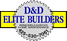 D & D Elite Builders LLC Logo